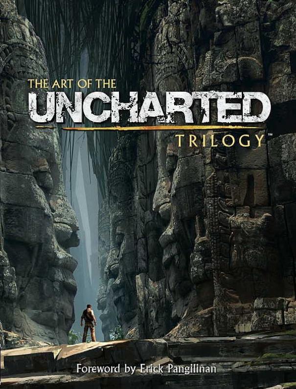 The Art of the Uncharted Trilogy: il libro sarà disponibile dal 28 aprile
