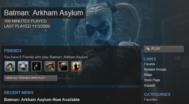 Steam, Valve pubblica una nuova versione del client in Open Beta