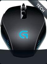 recensioneLogitech Daedalus Prime G302 MOBA