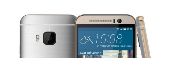 L'HTC One M9 compare in un video al fianco di M7 e M8