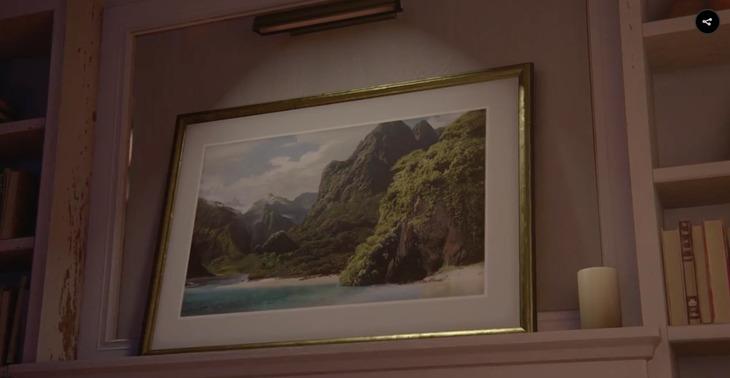 Uncharted 4: Naughty Dog utilizza un artwork di Assassin's Creed IV nell'ultimo trailer