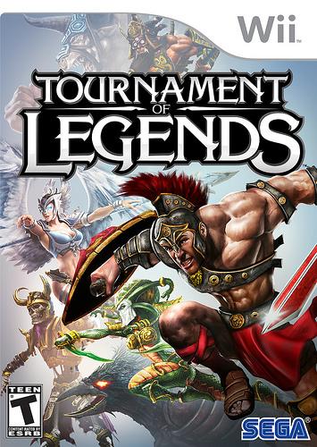 Tournament of Legends in arrivo a Luglio