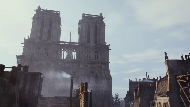 Assassin's Creed Unity: pubblicati i primi screenshot