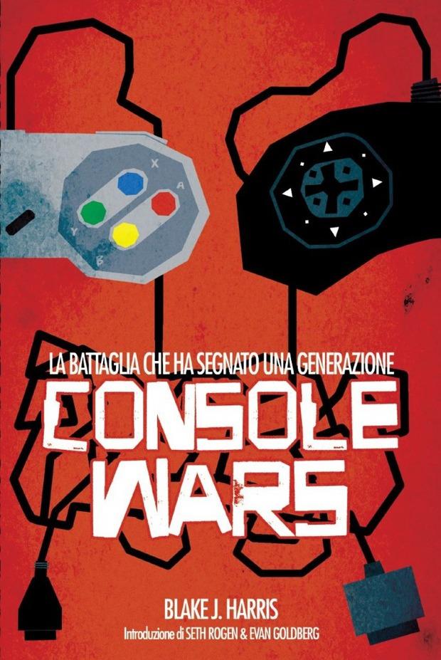 Console Wars di Blake J. Harris arriva in Italia
