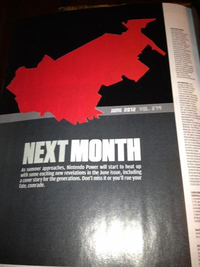 Nintendo Power: misterioso teaser sull'ultimo numero
