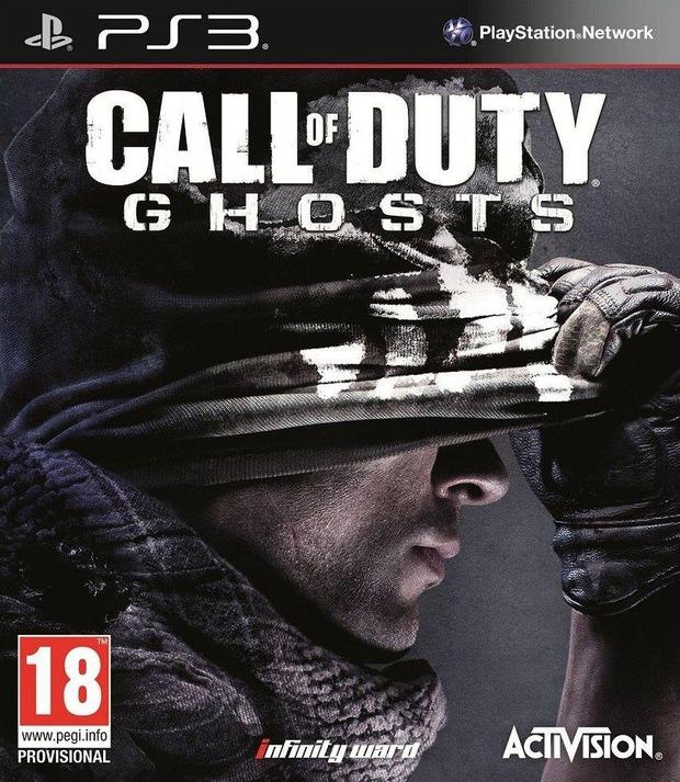 Tesco pubblica la copertina di Call of Duty Ghosts: fake o realtà?
