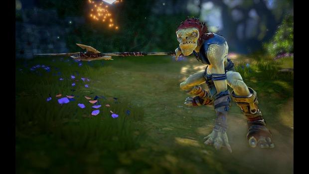 Fable Legends: due nemici si mostrano in immagini