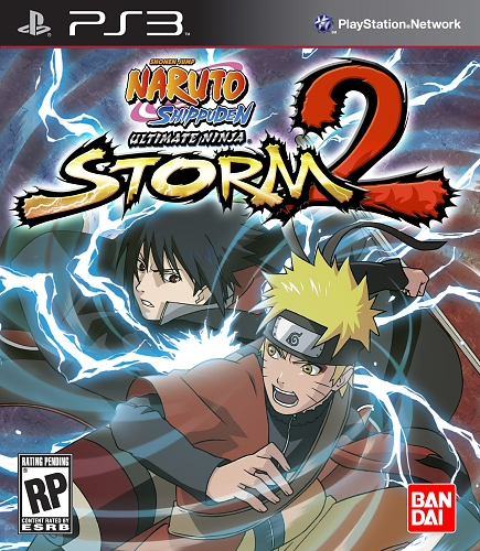 Naruto Shippuden: Ultimate Ninja Storm 2, boxart e nuove immagini