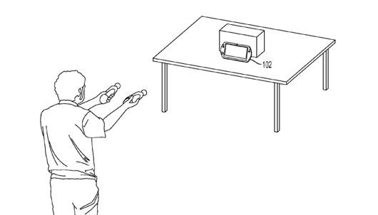 PlayStation Move: Sony ha brevettato una dock station per utilizzarlo con la PSP