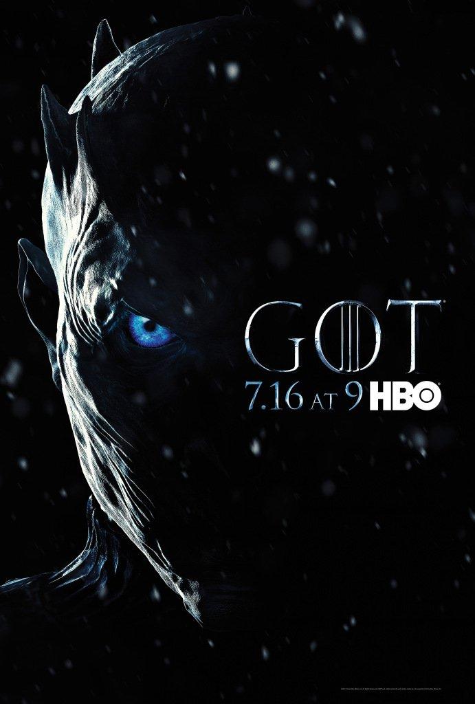 Game of Thrones: in rete un nuovo poster per la settima stagione