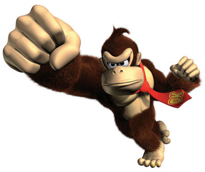 Donkey Kong Jungle Beat New Play Control - recensione - Wii