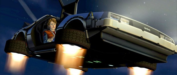 Ritorno al Futuro - OUTATIME, il 5° ed ultimo episodio, disponibile per PC e Mac