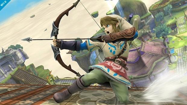 Super Smash Bros: rilasciata una nuova immagine di Link