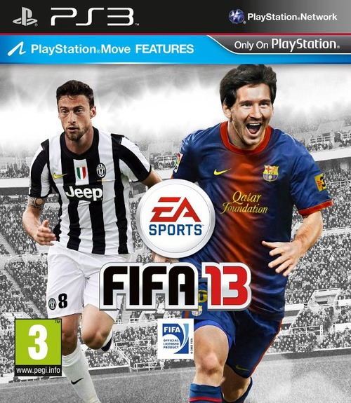 FIFA 13: Claudio Marchisio sulla copertina italiana