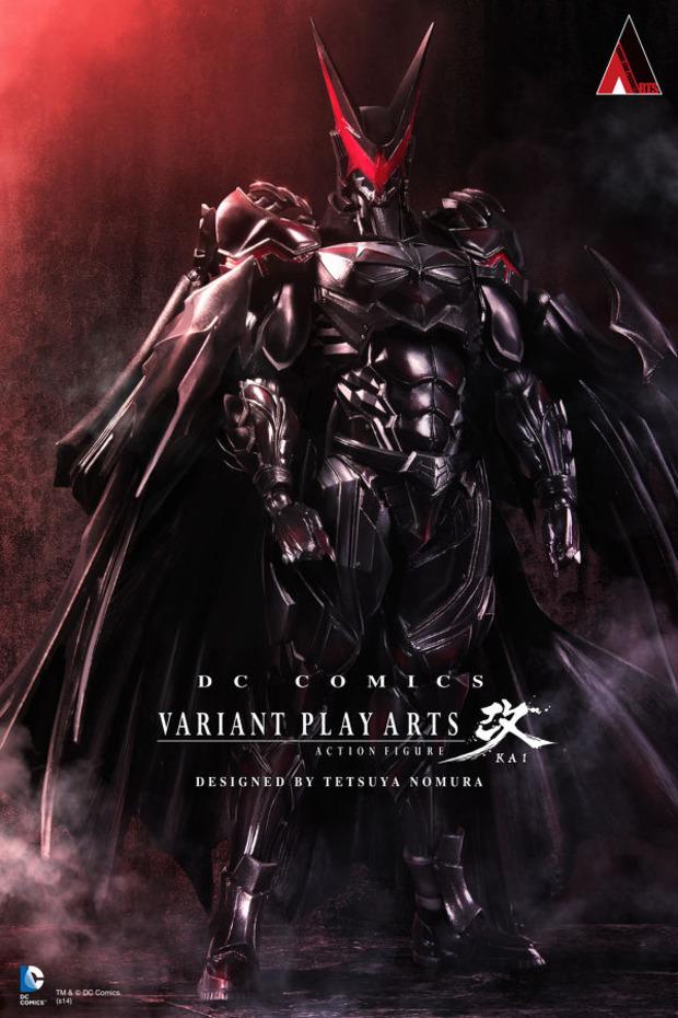 Tetsuya Nomura reimmagina Batman