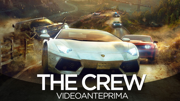 The Crew: Video Anteprima - Notizia
