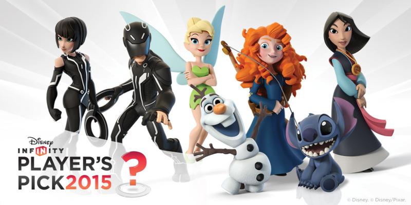 Disney Infinity 3.0: vota il personaggio che vorresti vedere nel gioco