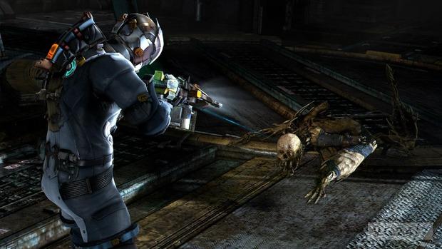 Nuove immagini di Dead Space 3 mostrano necromorfi, armi e abiti spaziali molto cool