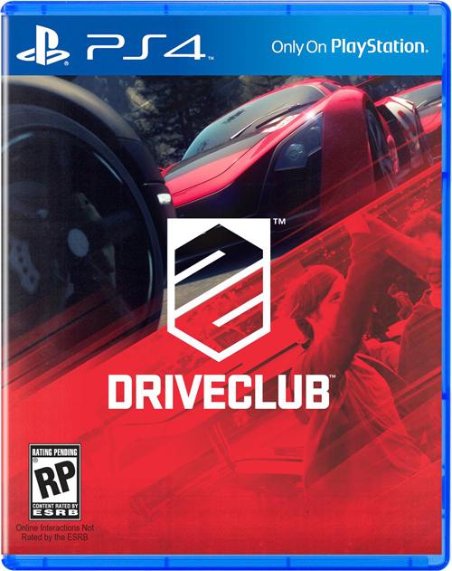 Drive Club: mostrata la cover finale