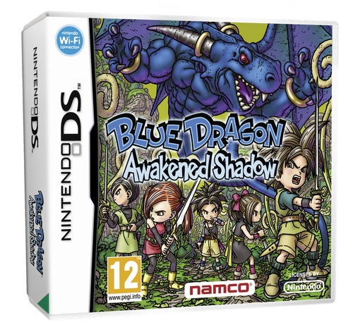 Blue Dragon: Awakened Shadow è ora disponibile per Nintendo DS