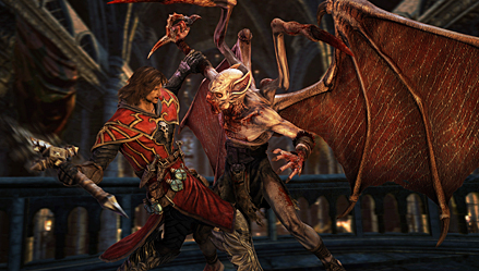 Castlevania: Lords of Shadow, il Combat System si evolve costantemente
