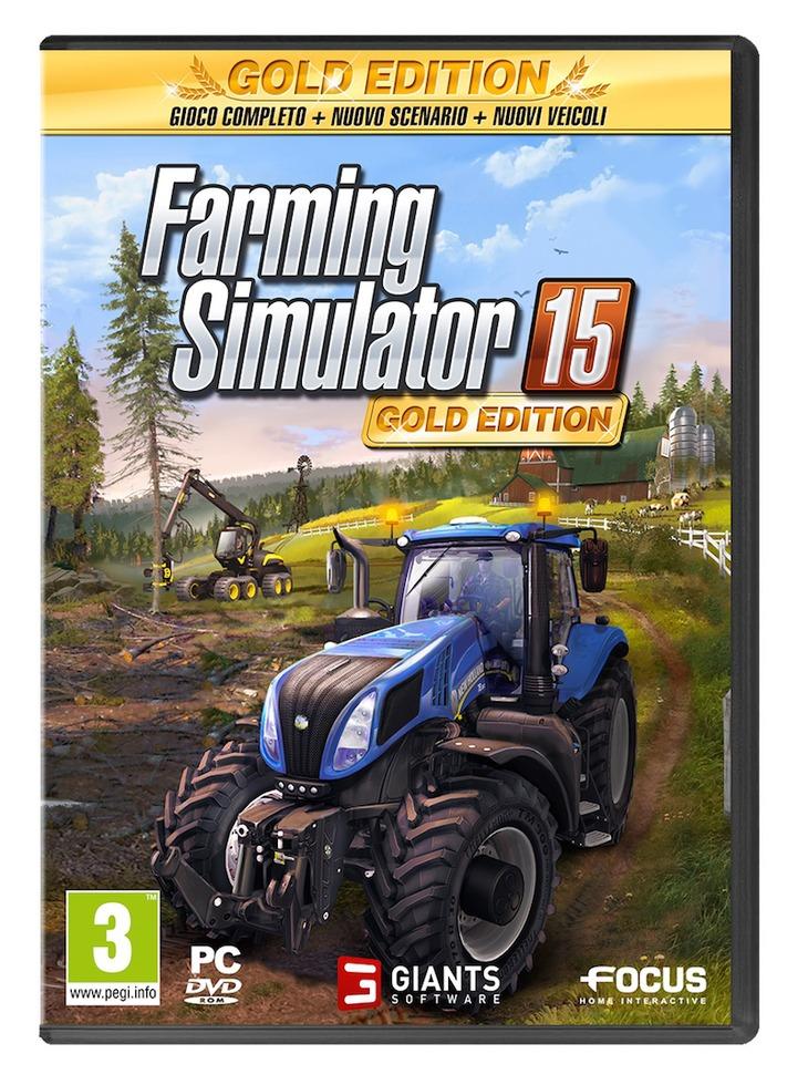 Farming Simulator 15 Gold arriva con un carico di nuovi contenuti a fine ottobre