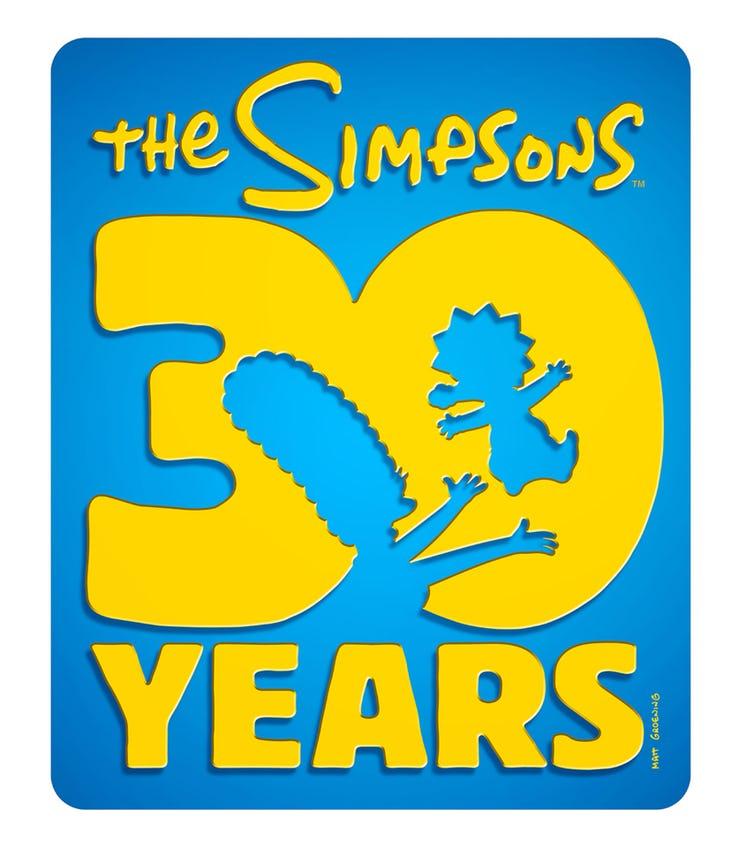 I Simpson: un nuovo logo per la trentesima stagione dello show di Matt Groening
