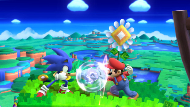 Super Smash Bros Wii U: confermato lo Stage ispirato a Sonic Lost World