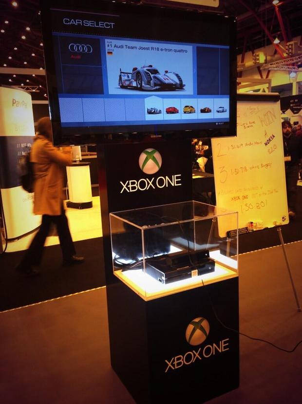 Xbox One: immagini delle nuove demo stations