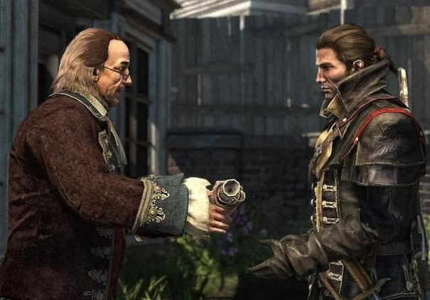Assassin's Creed Rogue: nuova immagine