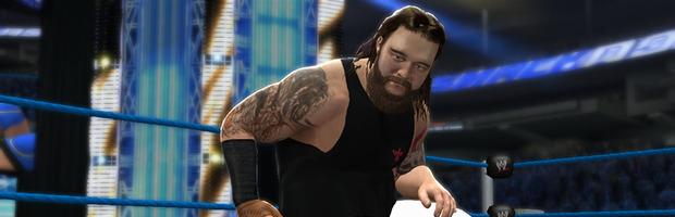 WWE 2K15: screenshot per gli atleti di NXT - Notizia