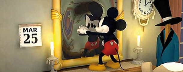 Disney Epic Mickey - recensione - Wii