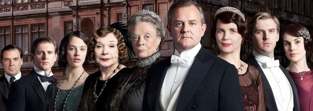 Downton Abbey 5: materiale promozionale dallo speciale natalizio in onda su PBS