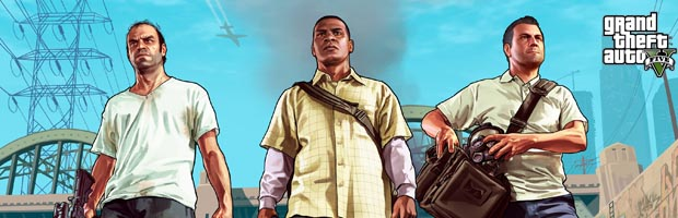 Classifica software UK: GTA 5 per Xbox One e PS4 debutta al primo posto - Notizia