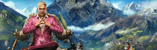 Far Cry 4: pubblicata una nuova patch su PC - Notizia