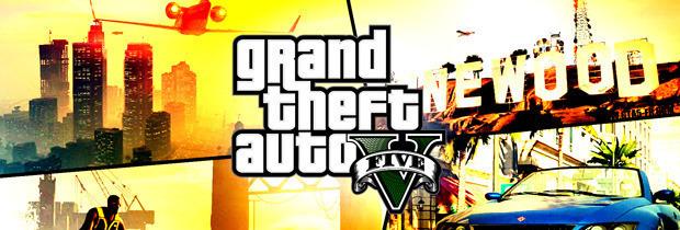 Grand Theft Auto 5 è il gioco più venduto di sempre nel Regno Unito - Notizia