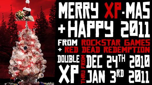 Red Dead Redemption regala XP doppia fino ad inizio anno