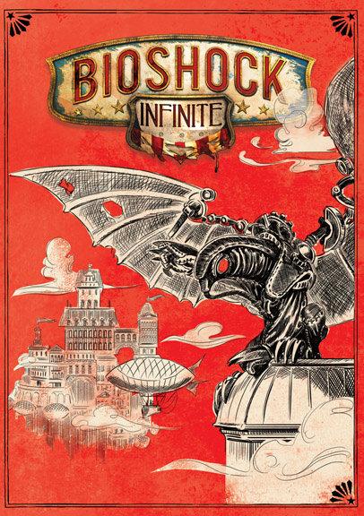 Bioshock Infinite: confermata la copertina alternativa