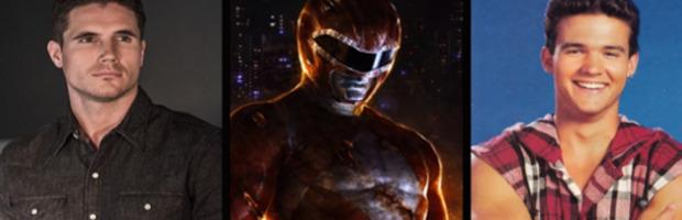 Power Rangers: Robbie Amell vuole interpretare il Ranger rosso - Notizia
