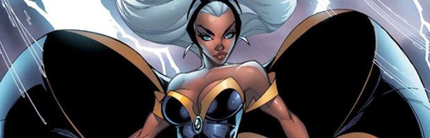 X-Men: Apocalypse, Alexandra Shipp si sta preparando al ruolo di Tempesta