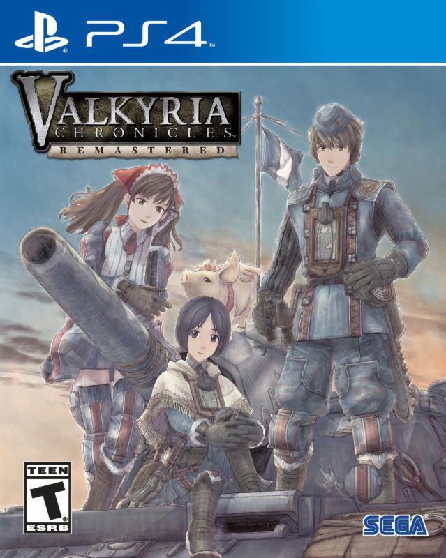 Valkyria Chronicles Remaster arriva in Europa questa primavera