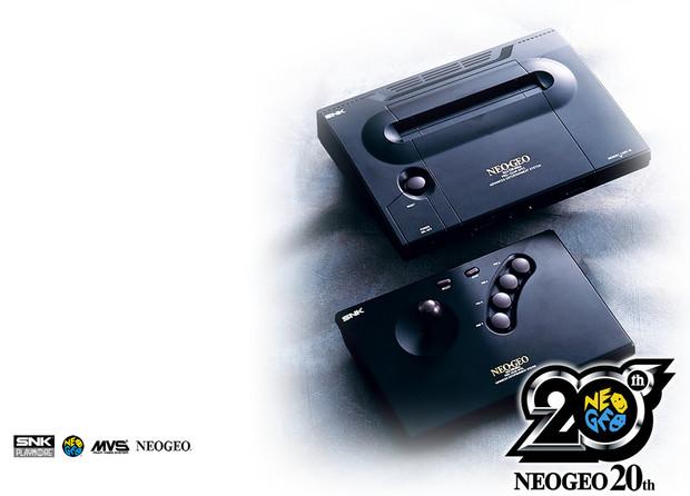 Il Neo Geo compie 20 anni, SNK lo celebra con un sito