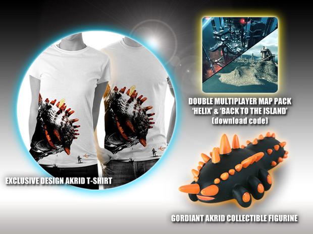 Lost Planet 2, immagini del bonus preordine Europeo