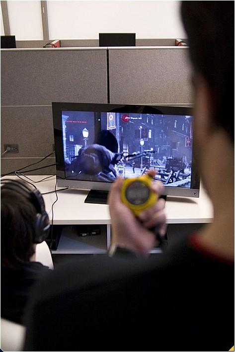 La prima immagine (off-screen) di Thief 4