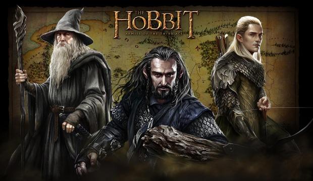 Warner Bros. Interactive e Kabam annunciano il lancio del browser game gratuito The Hobbit: Armies of the Third Age