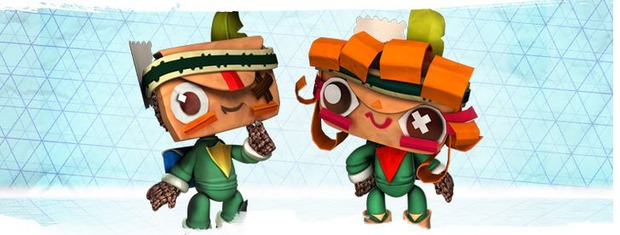 LittleBigPlanet: in arrivo un costume dedicato a Tearaway