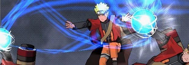 Le prime immagini di Naruto Shippuden Ultimate Ninja Impact per PSP