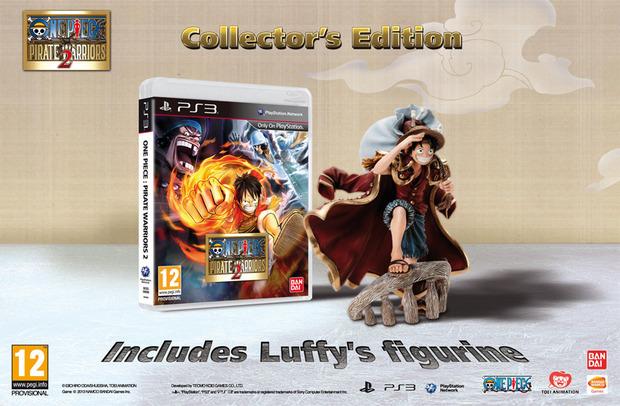 One Piece: Pirate Warriors 2: la Collector's Edition disponibile ad Agosto