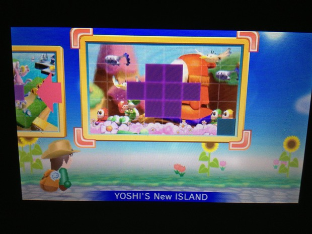 Yoshi's New Island: disponibile un puzzle nella piazza Mii del 3DS