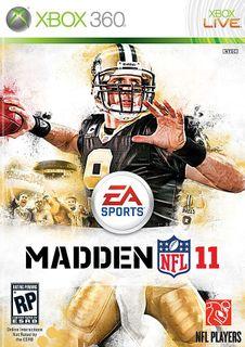 Madden NFL 2011 in immagini e cover